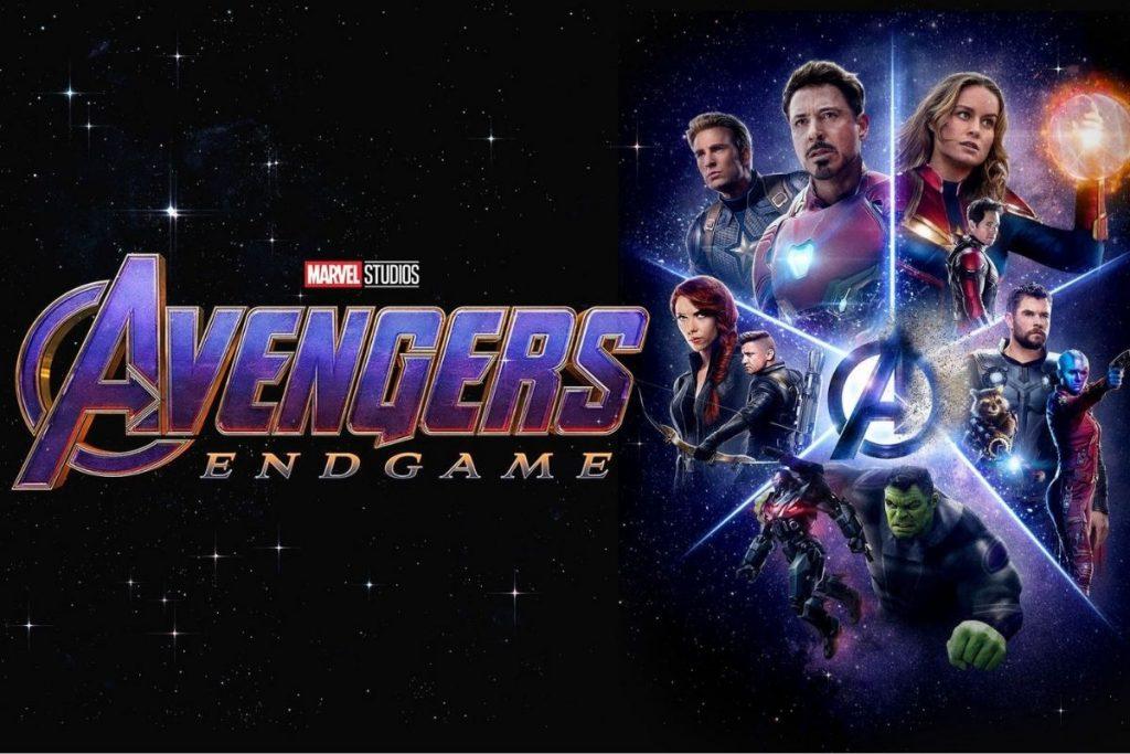 22-Avengers: Endgame (2019)