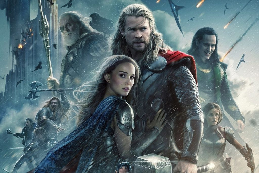 Thor: The Dark World (2013
