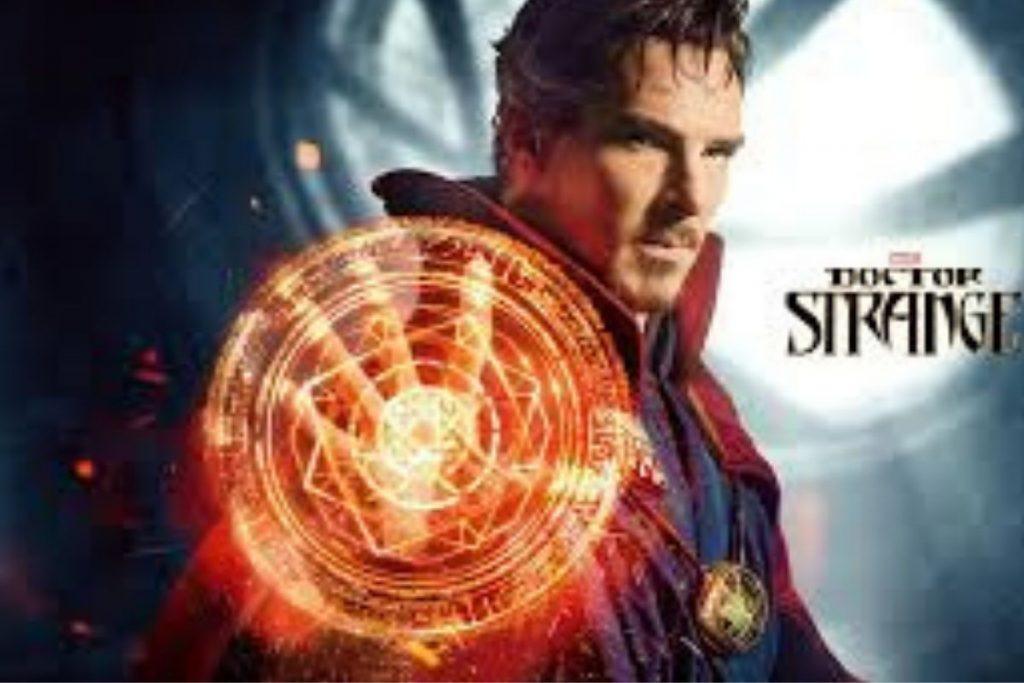 Doctor Strange (2016