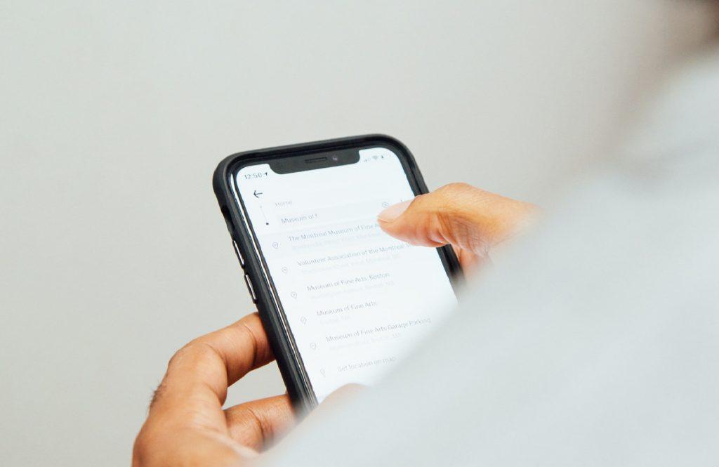 Iphone IP Adresi Öğrenme