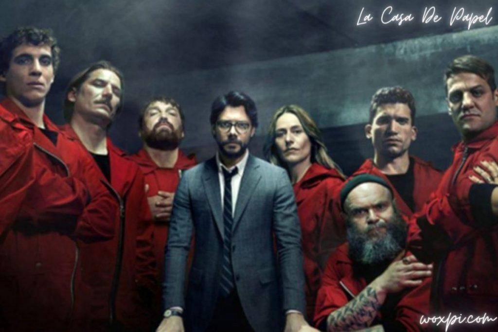 La Casa De Papel dizisinin konusu ne? Oyuncu kadrosunda kimler var?