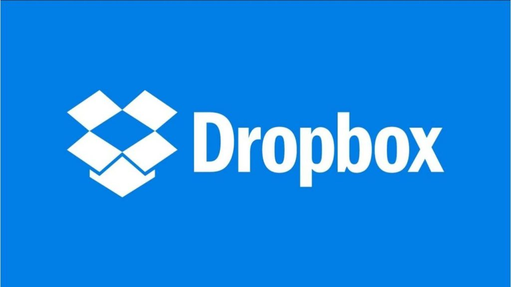 DropBox dosya depolama ve paylaşım uygulaması