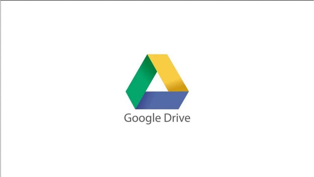 Google Drive ücretsiz dosya depolama ve paylaşma uygulaması