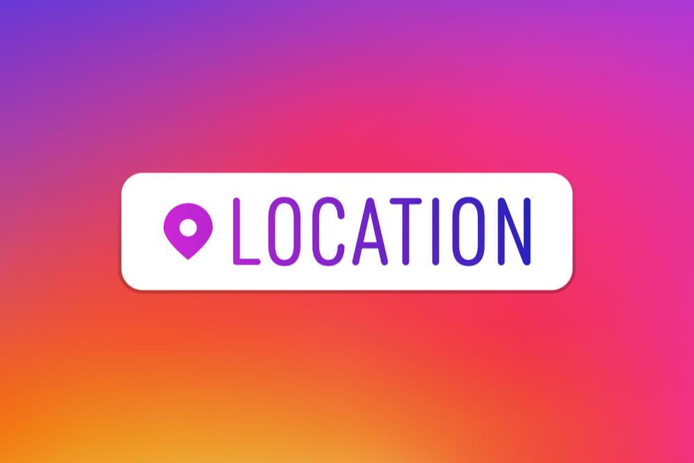 Instagram keşfet için konumun önemi