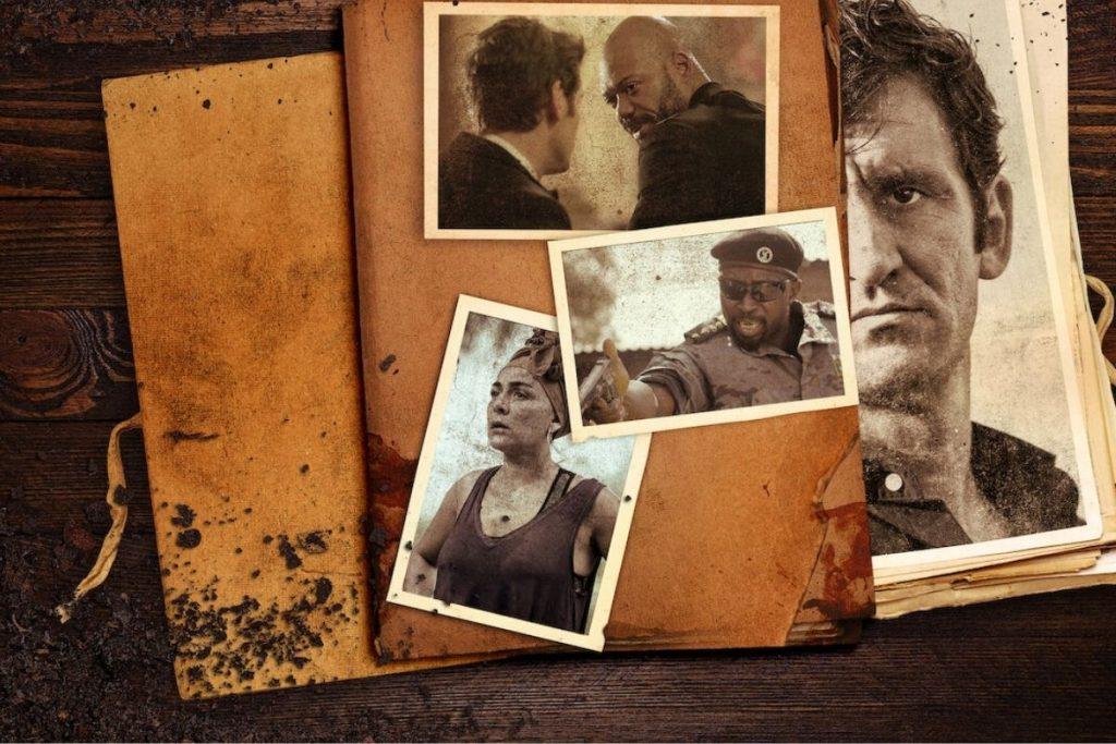 Netflix Şubat ayında çıkacak olan Black Beach filminin konusu ne? Black Beach filminin konusu ne?