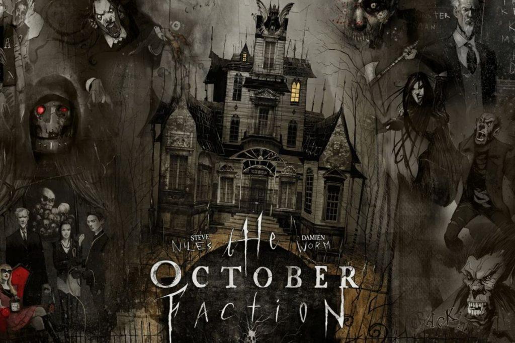 Fantastik kurgusu ile çıkış yapan October Faction dizisinin konusu ne? Oyuncu kadrosunda kimler var?