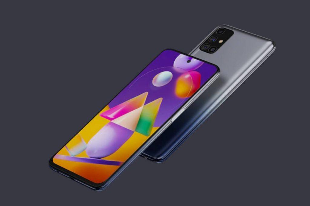 Samsung M51S Dış Kasa Tasarımı