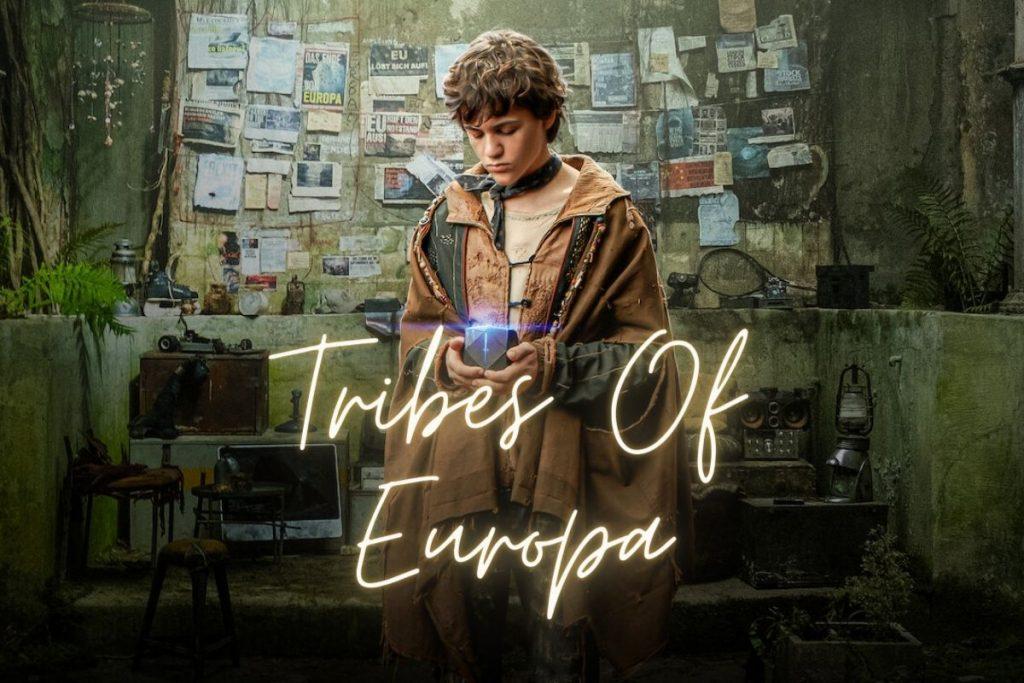 Netflix Şubat ayında çıkacak olan Tribes Of Europa dizisinin fragmanı yayınlandı!