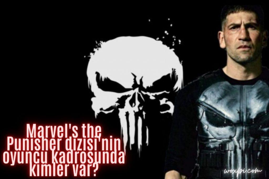 Marvel's the Punisher dizisinin konusu ne? Oyuncu kadrosunda kimler var?