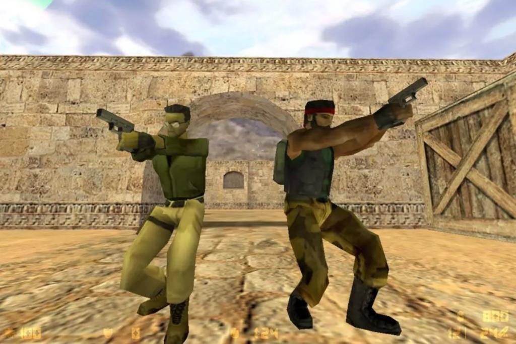 Counter Strike 1.6 Hileleri