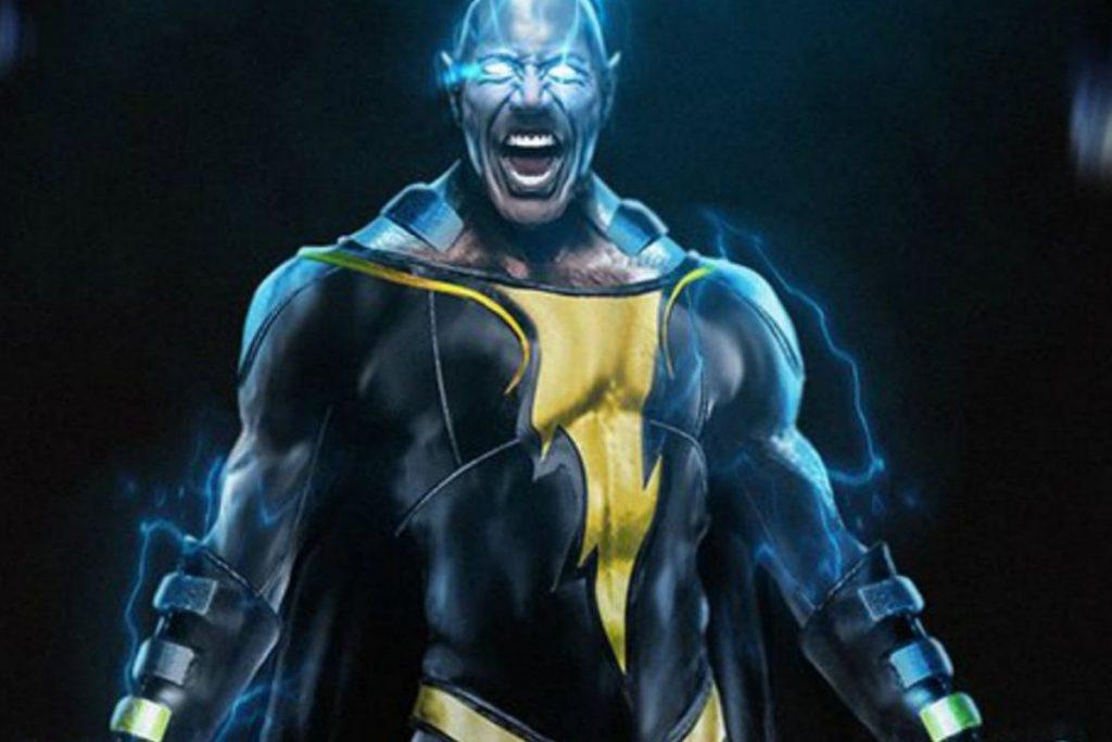 Black Adam filmi 2021 yılında vizyona giriyor! Black Adam filminin fragmanı yayınlandı! Black Adam filminin konusu ne?
