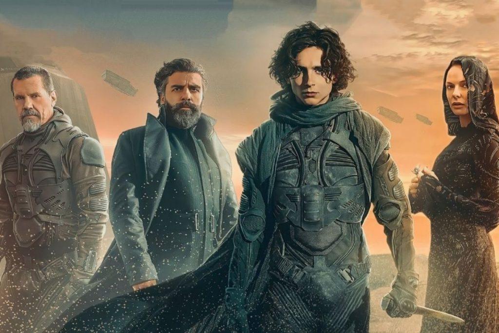 Dune: Çöl Gezegeni filminin fragmanı yayınlandı! Dune: Çöl Gezegeni filminin konusu ne? Dune: Çöl Gezegeni filmi ne zaman vizyona giriyor?
