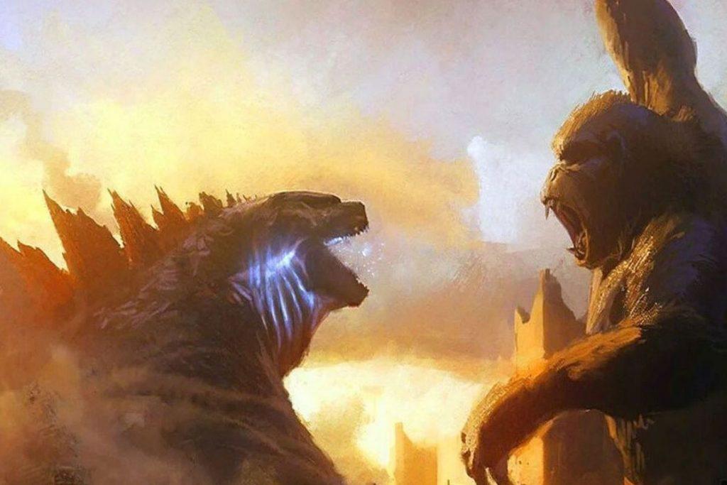 Büyük Savaş Godzilla vs Kong filminin vizyon tarihi belli oldu! Godzilla vs Kong filminin konusu ne?