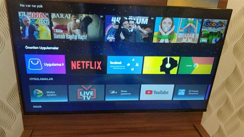 Hi Level hl49FAL403 Akıllı TV kullanıcı yorumları