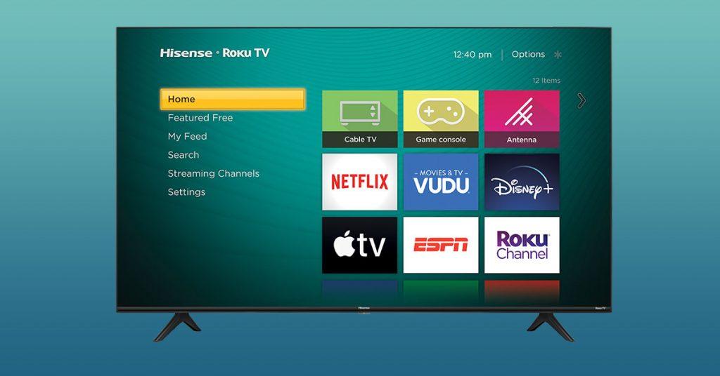 Roku TV cihaz özellikleri