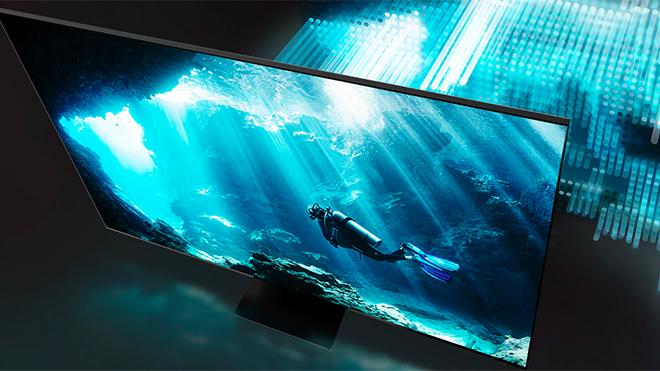 Samsung Q800T 8K QLED akıllı televizyon
