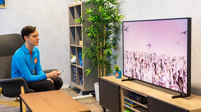 Samsung The Frame 4k TV tasarımıSamsung The Frame 4k TV tasarımı
