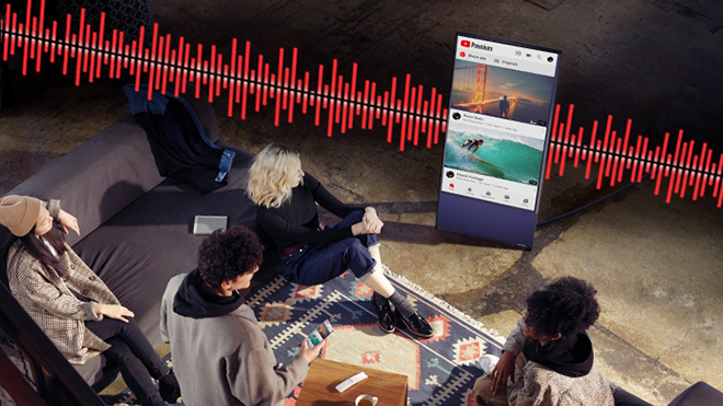 Samsung The Sero Woxpi sonucu