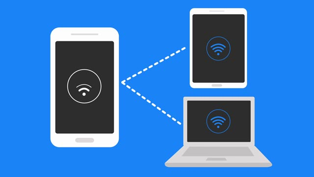 Programsız Telefonu Sinyal Arttırıcı Olarak Kullanma