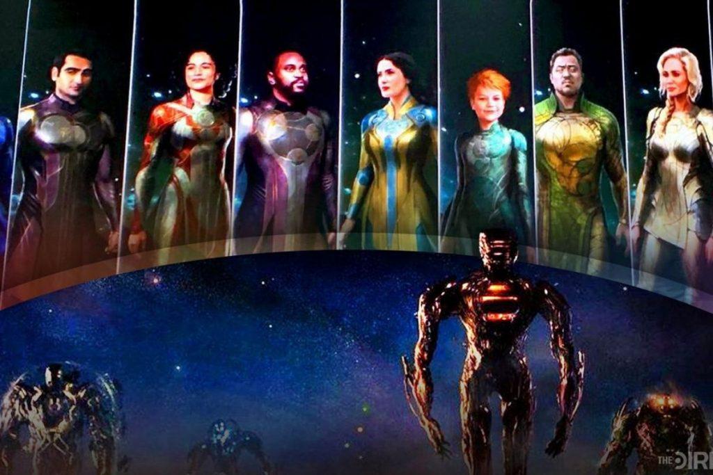 Marvel's Stüdyo baş yapıtı The Eternals filminin vizyon tarihi belli oldu! The Eternals filminin konusu ne?